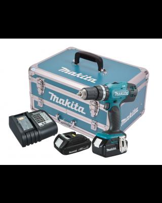 MAKITA Cordless combo boorhamer kit DHP453SYX2