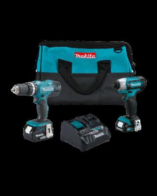 MAKITA Cordless combo kit DK0095NX1