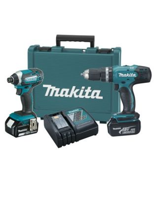 MAKITA Cordless combo kit DLX2142Y